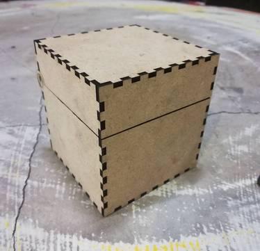 success Integrated Hinge Box